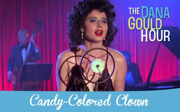 Candy-Colored Clown